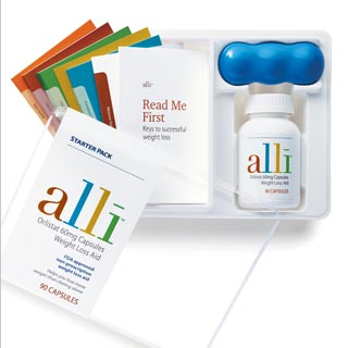 Prescription alli