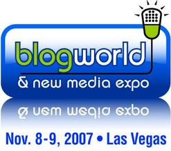 BlogWorld Expo 2007