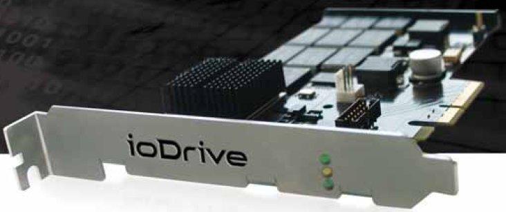 FusionIO ioDrive