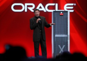 larry ellison keynote