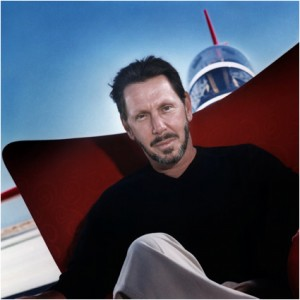 larry ellison black turtleneck