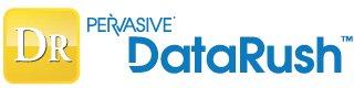 Pervasive DataRush logo